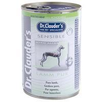 Dr.Clauder's Selected Meat Sensible Lamb Pure