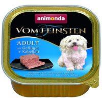 Animonda Vom Feinsten – Baromfihúsos és tőkehalas kutyaeledel