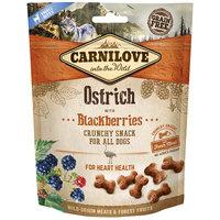 CarniLove Dog Crunchy Snack strucchússal és szederrel | Ízletes jutalomfalat kutyáknak