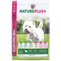 Eukanuba NaturePlus+ Adult Small Lamb | Szuperprémium eledel kistestű felnőtt kutyáknak