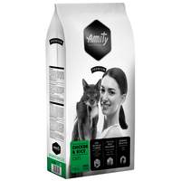 Amity Premium Cat Chicken & Rice macskaeledel