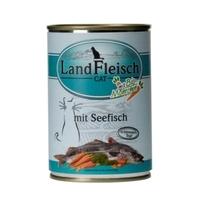 LandFleisch Cat tengeri halas konzerv