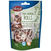 Trixie Premio csirkés és sárga tőkehalas jutifalat cicának
