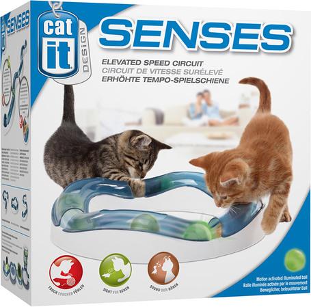 CatIt Design Senses Elevated Speed Circuit