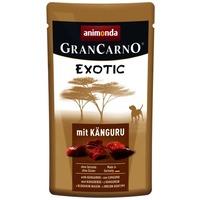 Animonda GranCarno Exotic kenguruhúsos eledel kutyáknak alutasakban