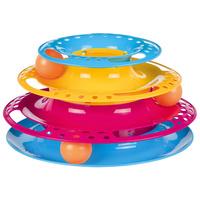 Trixie torony labdákkal – Macskajáték