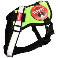 Yutipet RnD párnázott biztonsági kutyahám (Zöld)