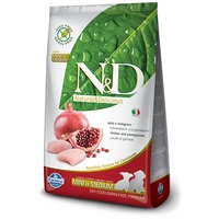 N&D Dog Puppy Mini & Medium Chicken & Pomegranate Grain Free | Kutyatáp kistestű kedvenceknek