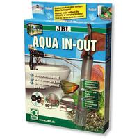 JBL Aqua In Out Complett Set akvárium aljzattisztitó vízcserélő