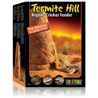 Exo Terra termeszdomb hüllők szöcskével történő etetéséhez