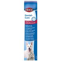 Trixie Dental Care fogkrém marhás ízesítéssel kutyáknak és macskáknak