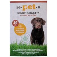Re-pet-a Senior tabletta kutyáknak