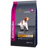 Eukanuba Adult Lamb & Rice Small & Medium | Bárányhúsos és rizses táp közepes testméretű kutyák etetéséhez