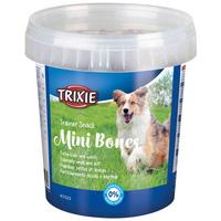 Trixie Mini Bones - Pici és puha jutifalat csontocskák kutyáknak