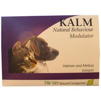 Kalm nyugtató, feszültség- és félelemoldó tabletta kutyáknak és macskáknak