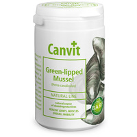 Canvit Natural Line Green-lipped Mussel (zöldkagyló)