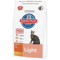Hill's SP Feline Adult Light Chicken