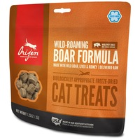 Orijen Freeze Dried Wild Boar Cat jutalomfalat macskáknak