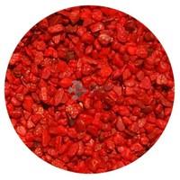 Piros akvárium aljzatkavics