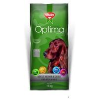 Visán Optima Dog Senior & Light energiacsökkentett táp idős kutyáknak
