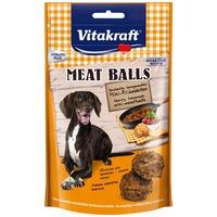 Vitakraft Meat Balls - Puha mini húsgolyók kutyáknak