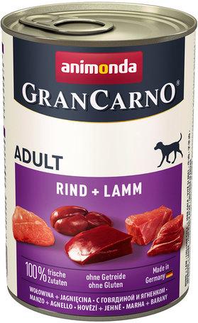 Animonda GranCarno Adult marha- és bárányhúsos konzerv