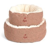 Agui Snuggle Bed szuperpuha kutya / macska ágy - Terracota