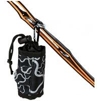 Trixie kutyagumi zacskó tartó táskácska fehér mintával, 40 db kakizacsival