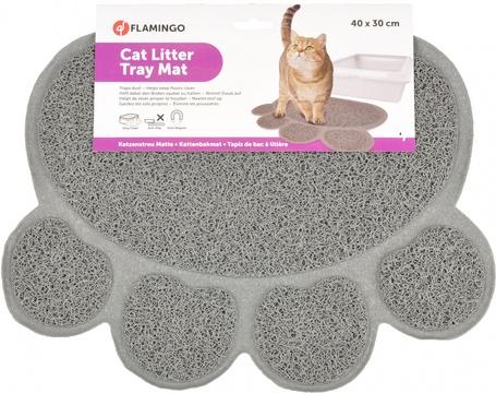 Flamingo mancs formájú macska wc kilépő