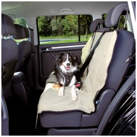 Trixie védőhúzat autóülésre bézs színben