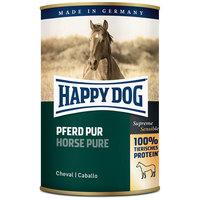 Happy Dog Pferd Pur - Szín lóhúsos konzerv | Egyetlen fehérjeforrás