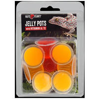 Repti Planet Jelly Pots Fruit - Kiegészítő takarmány hüllők és gerinctelenek részére