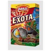 Panzi dobozos mageleség exotának