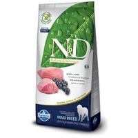 N&D Dog Adult Maxi Lamb & Blueberry Grain Free | Bárányhúsos és vörösáfonyás kutyatáp