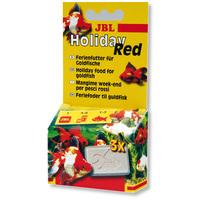 JBL Holiday Red heti eleség aranyhalaknak