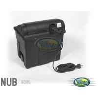 Aqua Nova NUB beásható kerti dobozszűrők UV sterilizátorral