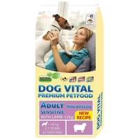 Dog Vital Adult Mini Breeds Sensitive Lamb