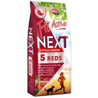 FitActive Next Hypoallergenic 5 Reds | Marhahússal, bárányhússal, vaddisznóhússal, bivalyhússal és lazaccal