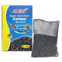 Aleas aktív szén akváriumi szűrőanyag