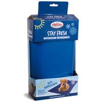 Record hűsítő zselés matrac kutyáknak kék színben