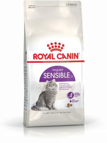 royal canin sensible 33 0 4 kg h zi llat rak rg p. Black Bedroom Furniture Sets. Home Design Ideas