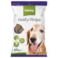 Boney Meaty Strips rágható húslapok kutyák részére
