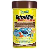 Tetra TetraMin Mini Granules díszhaltáp kis méretű halaknak