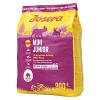 Josera MiniJunior száraztáp kistestű fajták növendék kutyáinak