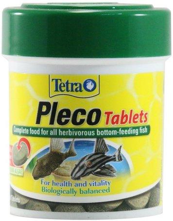 Tetra Pleco Tablets díszhal táptabletta növényevőknek