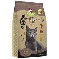 GranataPet Symphonie No. 3 struccos száraztáp macskáknak