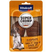 Vitakraft Super Chomp ízletes húskapocskák kutyáknak