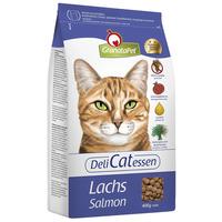 GranataPet DeliCatessen lazacos száraztáp macskáknak