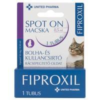 Fiproxil Spot-On macskáknak