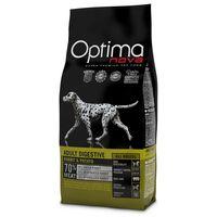 Visán Optimanova Dog Adult Digestive Rabbit & Potato gabonamentes felnőtt táp